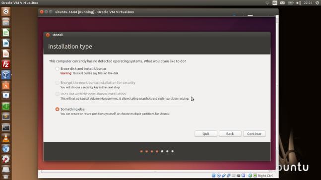 Cara Install Ubuntu 14.04 dengan Virtual Box Lengkap
